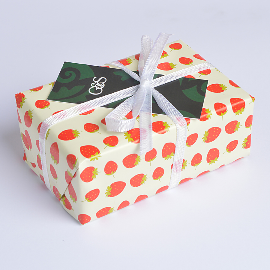 glover and smith gift wrap