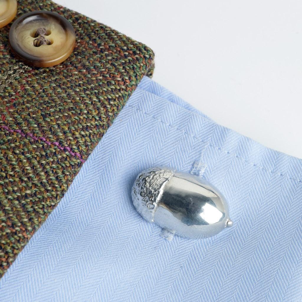 Acorn Cufflinks Oak Gifts For Men Uk Handmade