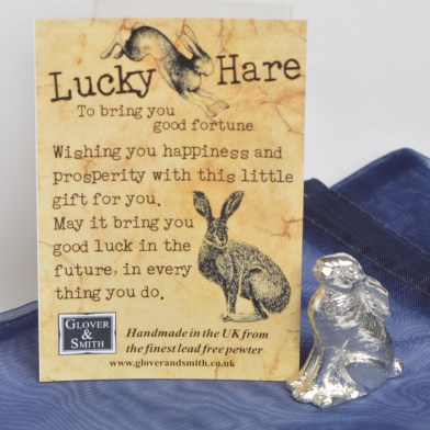 Lucky Hare Sculpture | Image 1