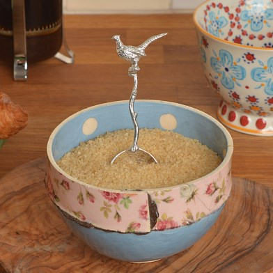 Pheasant English Pewter Spoon, Countryside Gifts | Image 1