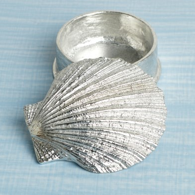 Scallop Shell Keepsake Box | Image 1