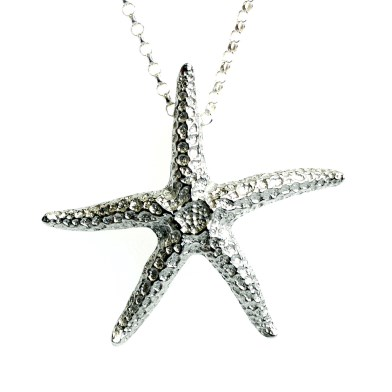 Starfish Necklace | Image 1