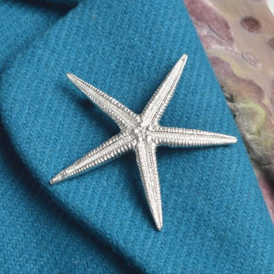 Starfish Brooch | Image 1