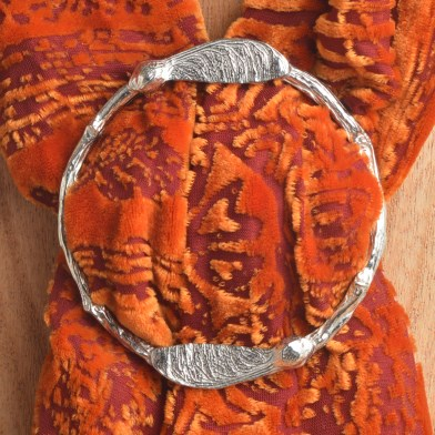 Sycamore Key Scarf Ring | Image 1