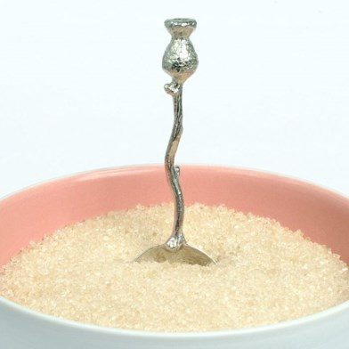Thistle Small Sugar Spoon | Image 1