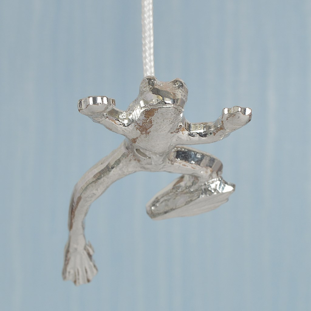 Frog Light Pull Frog Cord Pulls UK Made Solid Pewter