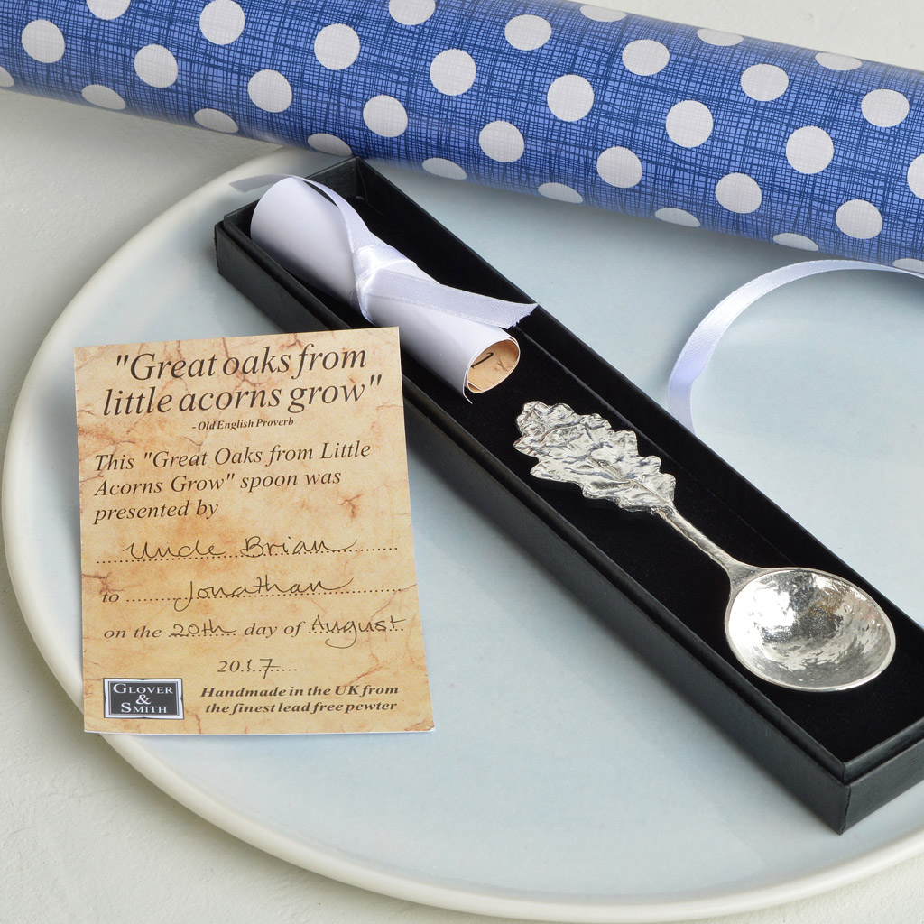 Christening Spoon Gifts PERSONALISED Christening Gifts