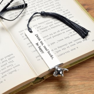 Teapot English Pewter Bookmark | Image 5