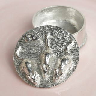 3 Blind Mice English Pewter Trinket Box | Image 3