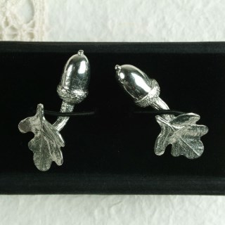 Christening Cufflinks 'From Little Acorns' Gifts for Boys | Image 2