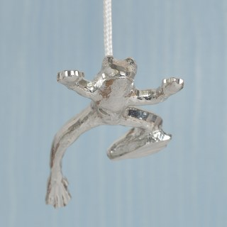 Frog Light Pull English Pewter Cord Pulls | Image 4
