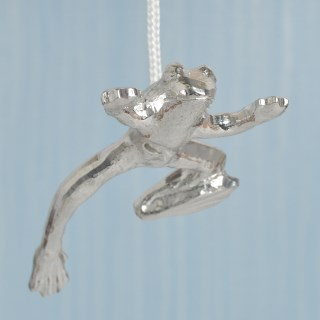 Frog Light Pull English Pewter Cord Pulls | Image 2