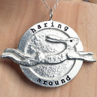 Hare Necklace Haring Around | Image 3