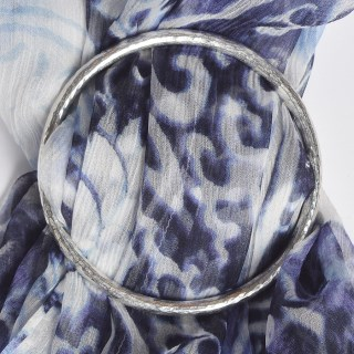 Plain Large Scarf Ring | Image 3