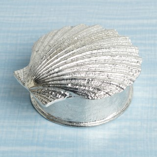 Scallop Shell Keepsake Box | Image 2
