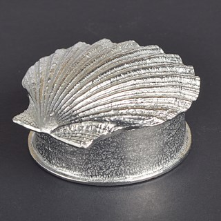Scallop Shell Keepsake Box | Image 4