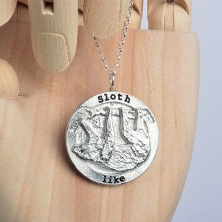 Sloth Necklace | Image 3