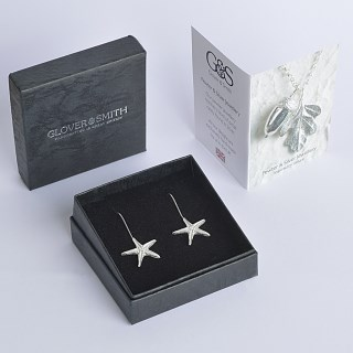 Starfish Drop Earrings | Image 3