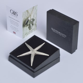 Starfish Brooch | Image 3
