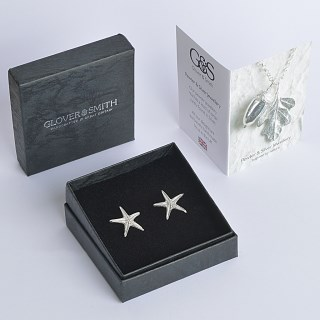 Starfish Stud Earrings | Image 2