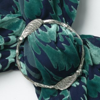 Sycamore Key Scarf Ring | Image 4