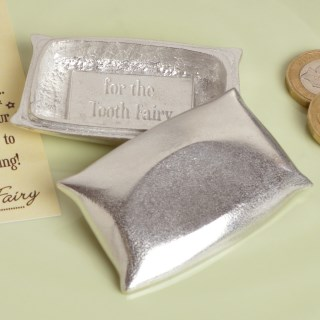 Tooth Fairy Pillow Pewter Trinket Box | Image 4