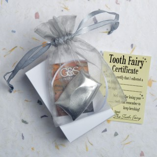 Tooth Fairy Pillow Pewter Trinket Box | Image 7