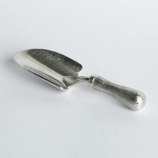 Garden Trowel Pewter Sugar Spoon, Gifts for Gardeners | Image 6